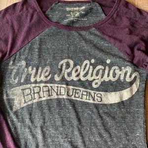 True Religion Tops - True Religion long sleeve tee
